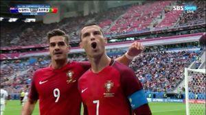 [뉴질랜드 vs 포르투갈] PK도 호날두 답게, 앞서가는 포르투갈