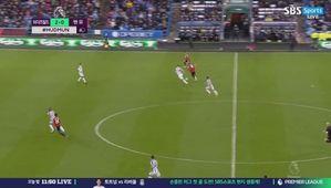 [EPL 9라운드] 허더즈필드 vs 맨유 경기 하이라이트