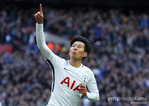 [영상] 토트넘 손흥민, 리버풀전서 리그 1호골…시즌 두번째 득점