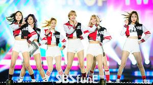 [BOF] 트와이스, '원아시아드림콘서트' 우아하게 Cheer Up!