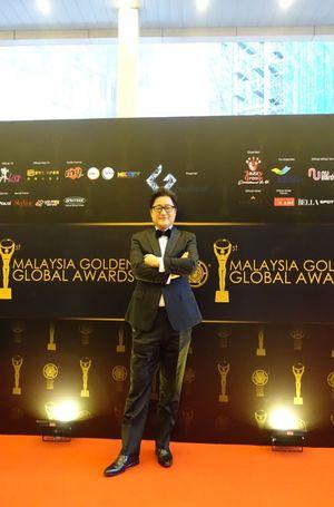 곽도원, 말레이시아 국제영화제 참석…