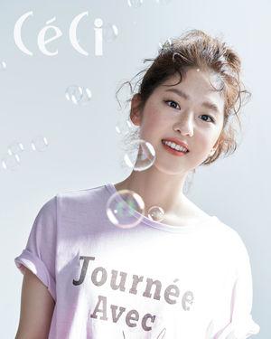 박혜수, 청순 소녀의 반전 매력