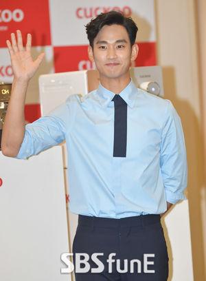 김수현, 오늘(23일) 군입대 '정말 조용히 간다'