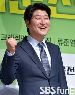 '택시운전사' 송강호가 밝힌 1천만 의미