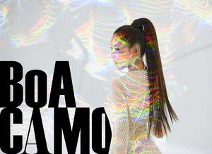 보아 '카모', 섹시한 보컬 부각된 강렬한 댄스곡