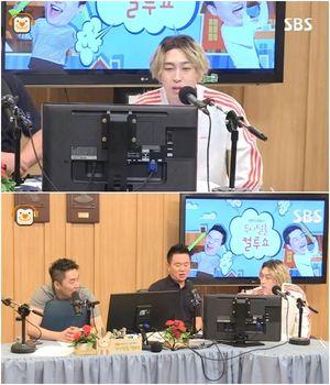 """컬투쇼 슬리피 """"팬클럽 1000명 돌파시 워너원 CD 주겠다"""""""