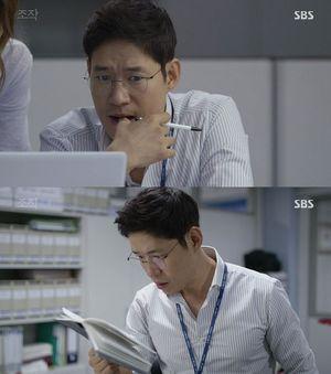 [스브스夜] '조작' 유준상, 든든한 팀장님의 표본으로 등극!