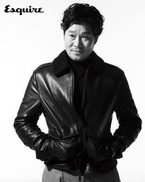 """""""이창준 검사에게 이런 모습이?"""" 유재명, 남성미 폴폴 화보공개"""