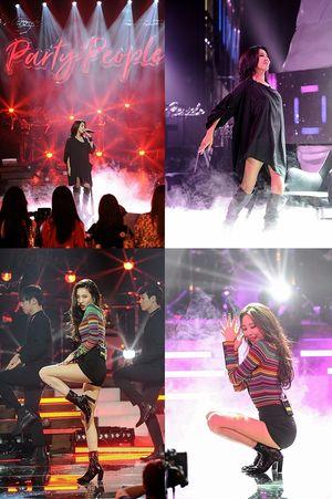 선미X김완선, '파티피플'에서 원조VS차세대 퍼포먼스 퀸의 노래 뺏기