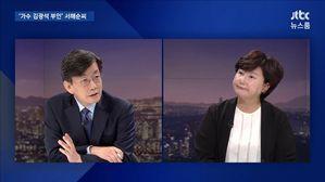 """""""기억안나·경황없어""""…'뉴스룸' 서해순이 밝힌 '김광석 사건'"""