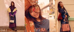 박신혜, '심쿵'하게 만드는 가을 여신으로 변신