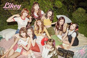 트와이스, 日 첫 싱글 20만 돌파 카운트다운 '오리콘 차트 5일 연속 선두'