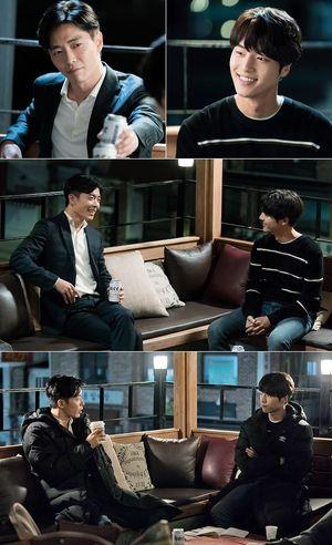 """""""이 남자들 어쩌죠?""""…사랑의온도 양세종X김재욱, 비하인드컷"""