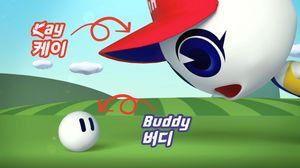 KLPGA, 2017시즌 캐릭터 광고 영상 공개