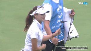 [영상] MY문영 퀸즈파크 챔피언십 FR, '나이스 버디' 박소혜의 4번 홀