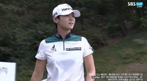 [영상] OK 저축은행 박세리 2R, 좋은 스윙으로 기가 막힌 샷을 보여준 박성현