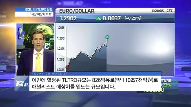 'TLTRO' �Ѳ� �� ECB������ ���� '������'