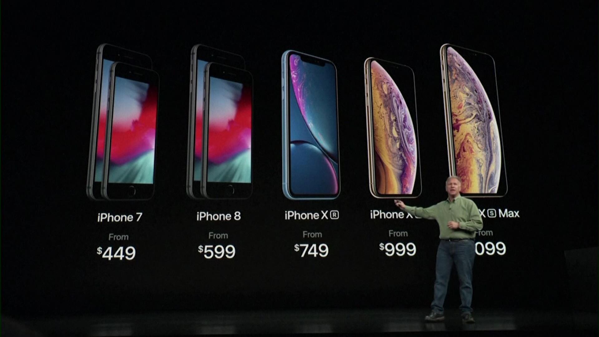 애플, 신형 아이폰 3종 공개…부품 수혜주 전망은?