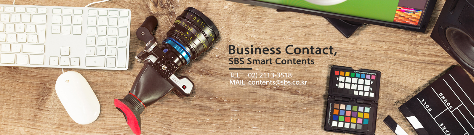 Business Contact,SBS Smart Contents. Tel:02-2113-3518/mail:content@sbs.co.kr