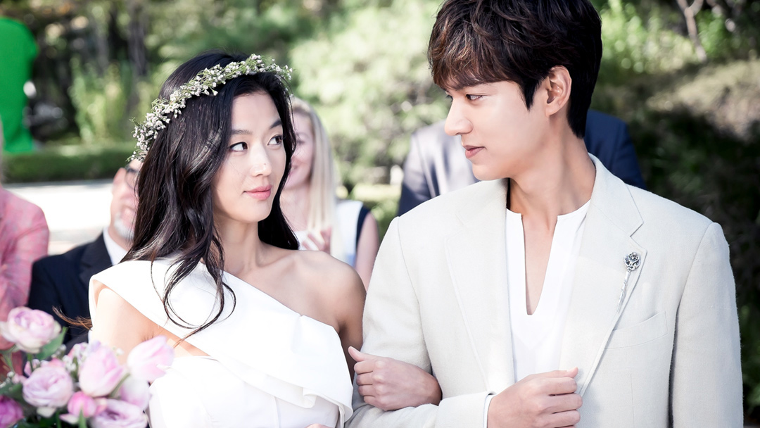 LEE MIN HO*JUN GIANNA (Legend of the Blue Sea)