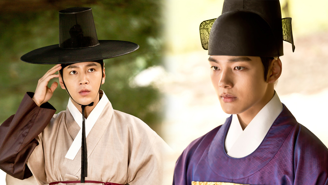 JANG KEUN SUK*YEO JIN GOO (The Royal Gambler)