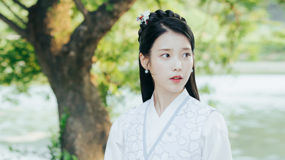 LEE JI EUN (Scarlet Heart)