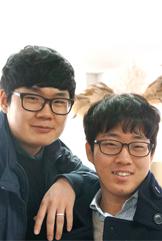 강민혁 & 최종언이미지