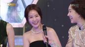 [10대 스타상] 박유천-김하늘-채시라-한지민, 유창한 영어실력?