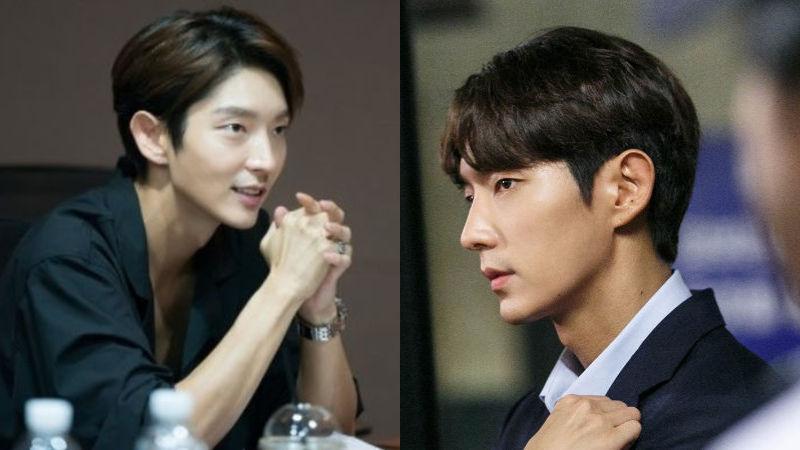 Lee Joon Gi se reúne con otro elenco para la lectura. 201165127_1280