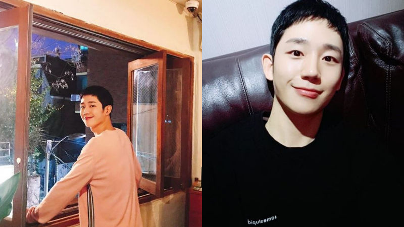 기사 대표 이미지:[SBS Star] Jung Hae In Sweeps Asia with Incredible Popularity