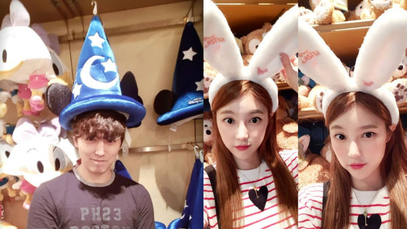 기사 대표 이미지:[SBS Star] Super Junior SungMin Goes on a Trip to Japan with His Wife