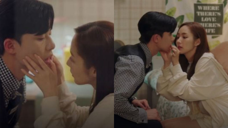 기사 대표 이미지:[SBS Star] Park Seo Jun ♥ Park Min Youngs Romance Blows Your Mind!