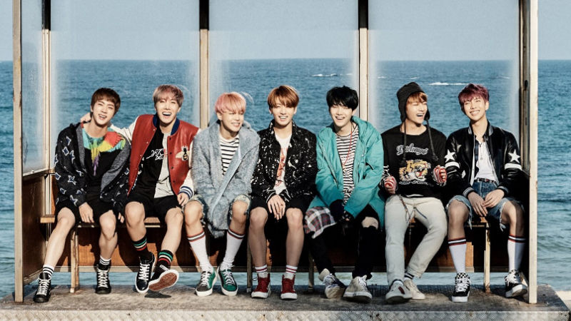 기사 대표 이미지:[SBS Star] BTS Spring Day Becomes the Longest Charting K-pop Group Song