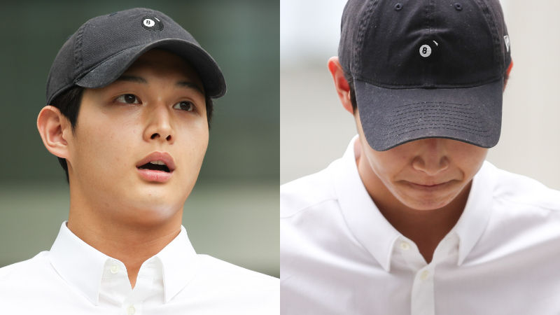 기사 대표 이미지:[SBS Star] Lee Seo Won Pleads Guilty to All Charges; Claims He Does Not Remember the Incident