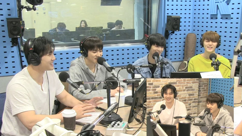 기사 대표 이미지:[SBS Star] NUEST W Members Share Their First Impression of Each Other