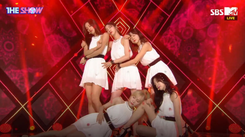 기사 대표 이미지:[SBS Star] VIDEO: LABOUM to Seduce You with a Sensuous Performance