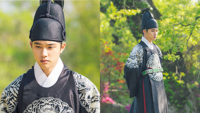 기사 대표 이미지:[SBS Star] EXO D.O.s Look from the Joseon Dynasty Makes Fans Gasp in Amazement