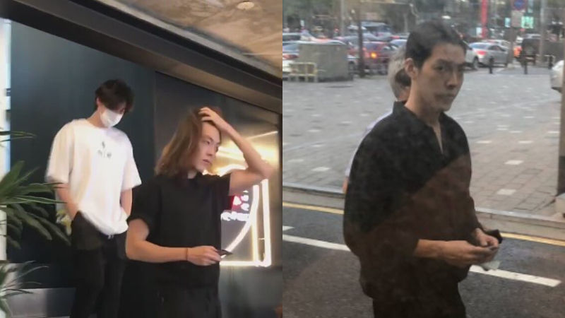 기사 대표 이미지:[SBS Star] Kim Woo Bin Spotted in Public for the First Time in over a Year