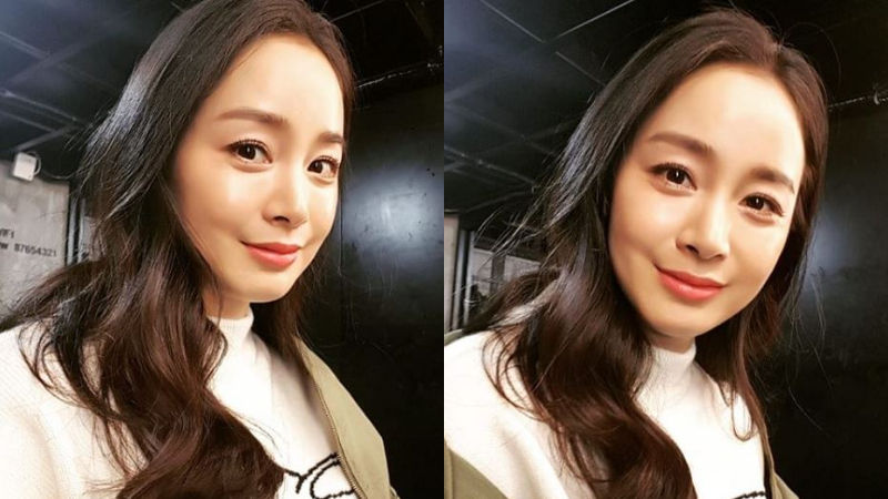 기사 대표 이미지:[SBS Star] Kim Tae-hee Signs with New Agency to Restart Her Career