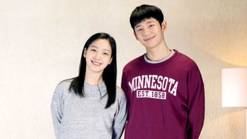 기사 대표 이미지:[SBS Star] Kim Go-eun & Jung Hae In Begin Filming Their Romance Movie!