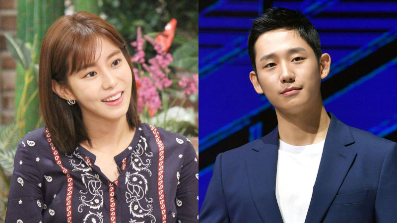 기사 대표 이미지:[SBS Star] U-IE Wants to Define Her Friendship With Jung Hae In