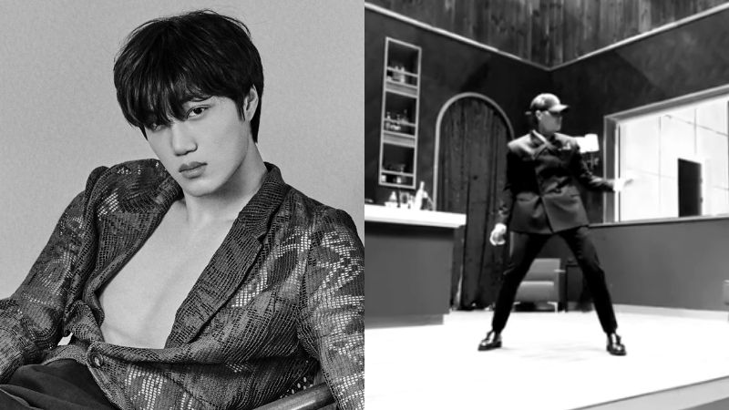 기사 대표 이미지:[SBS Star] VIDEO: KAI Leaves Fans Speechless with His Swag-filled Dance