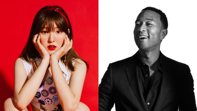 기사 대표 이미지:[SBS Star] Red Velvet WENDY & John Legends Collaboration Track to be Released!