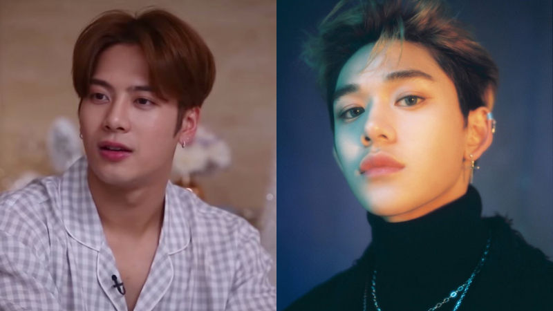 기사 대표 이미지:[SBS Star] GOT7 JACKSON Wants to Become Friends with This NCT Member