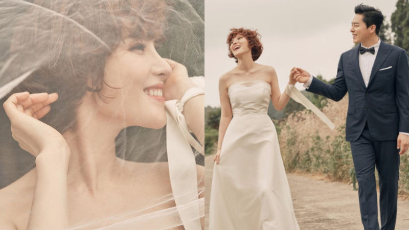 기사 대표 이미지:[SBS Star] GUMMY Expresses Thanks for Warm Blessings on Marriage with Cho Jung Seok