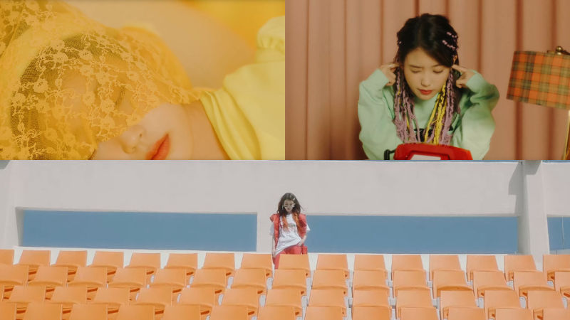기사 대표 이미지:[SBS Star] VIDEO: IU Helps Her Fans Quench Their Thirst with BBIBBI Teaser