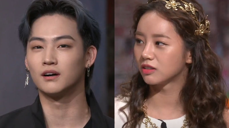 기사 대표 이미지:[SBS Star] GOT7 JB Tells an Interesting Story of How He Became Close to Girls Day Hyeri