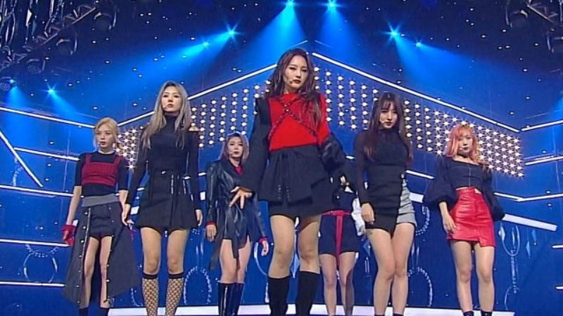 기사 대표 이미지:[SBS Star] VIDEO:  DREAMCATCHER Makes the Audience Go What? with Its Flawless Stage