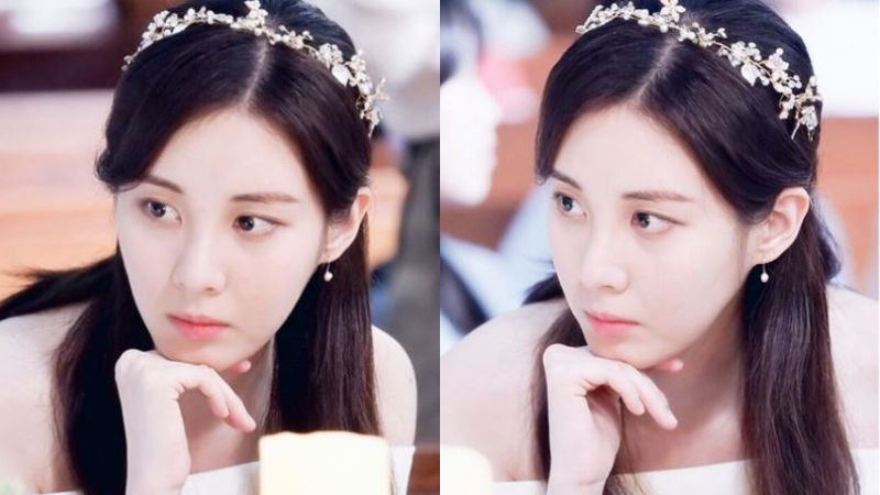 기사 대표 이미지:[SBS Star] Girls Generation Seohyun Shares Her Take on Marriage