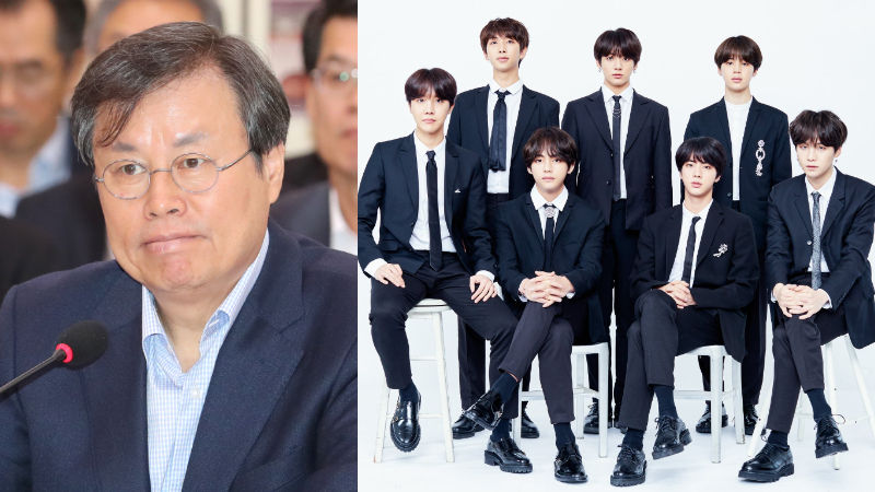 "기사 대표 이미지:[SBS Star] All 7 Members of BTS Are ""Determined"" to Enlist in the Military"